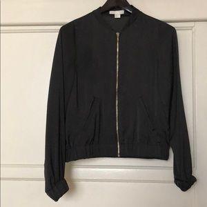 light bomber jacket